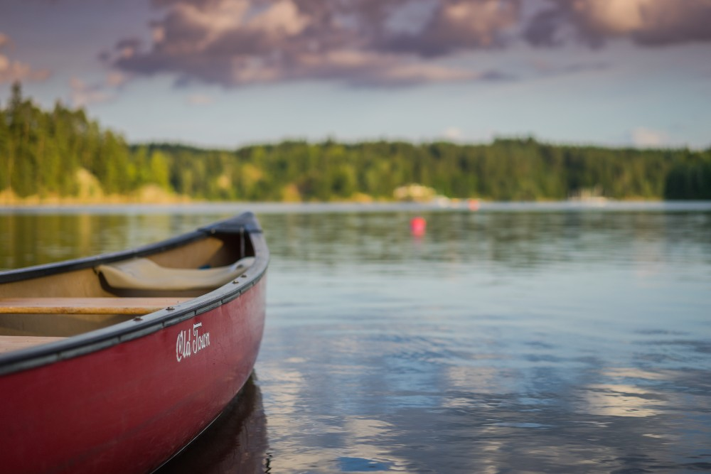 disabled canoe trips